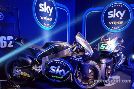 tim balap milik Rossi
