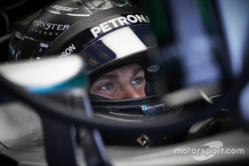 Piove a Interlagos: Rosberg non ha mai vinto un GP sotto all'acqua!