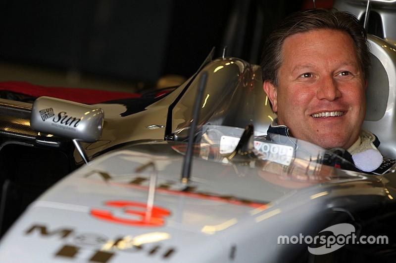 McLaren conferma Zak Brown come nuovo direttore esecutivo