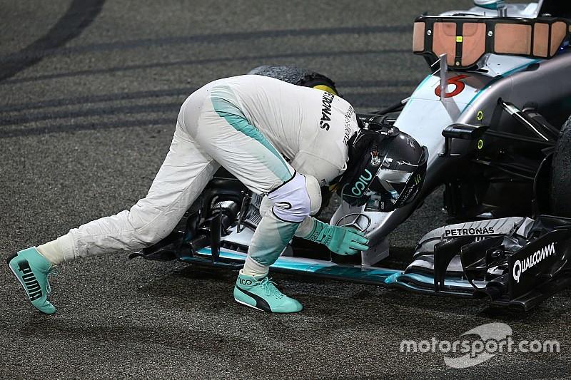 Pirelli con Rosberg campione chiude un ciclo e apre quello delle gomme larghe