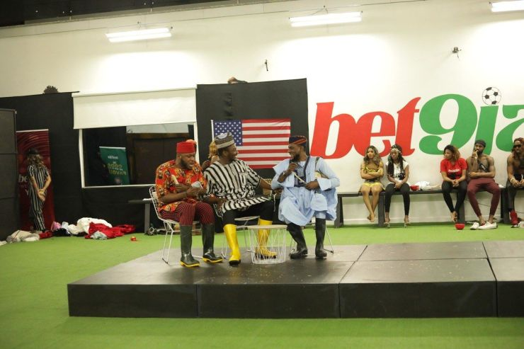 """BBNAIJA: CHECK OUT PICTURES OF HOUSEMATES FROM THE """"WORLD CULTURAL DAY CELEBRATION"""" BBNAIJA: CHECK OUT PICTURES OF HOUSEMATES FROM THE """"WORLD CULTURAL DAY CELEBRATION"""" 1567180653 33 SIME9342"""