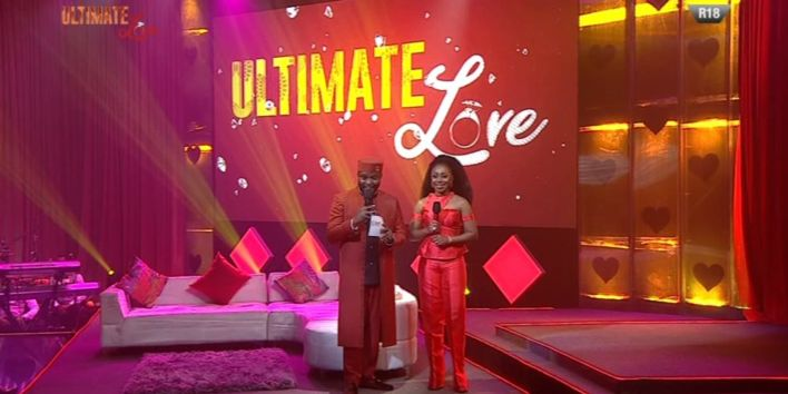 Ultimate Love 2020 Sunday Show - MiCherry gets Checked Out