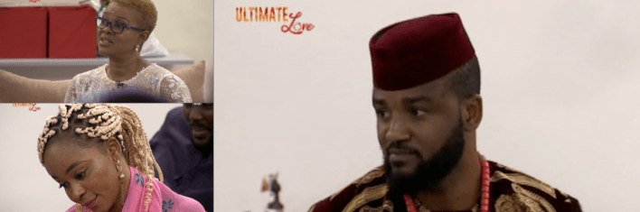 Ultimate Love 2020 Monday Highlights - A blue day for Uche