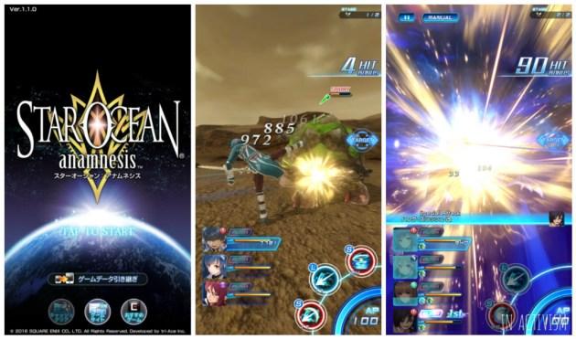 STAR OCEAN -anamnesis-スターオーシャンアナムネシスのアプリアプリ紹介紹介