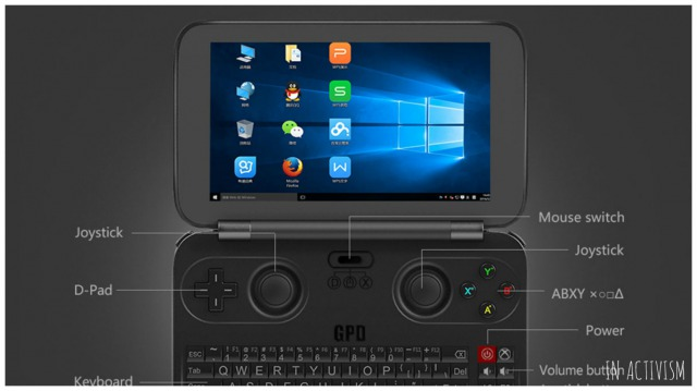 GPD WIN GamePad