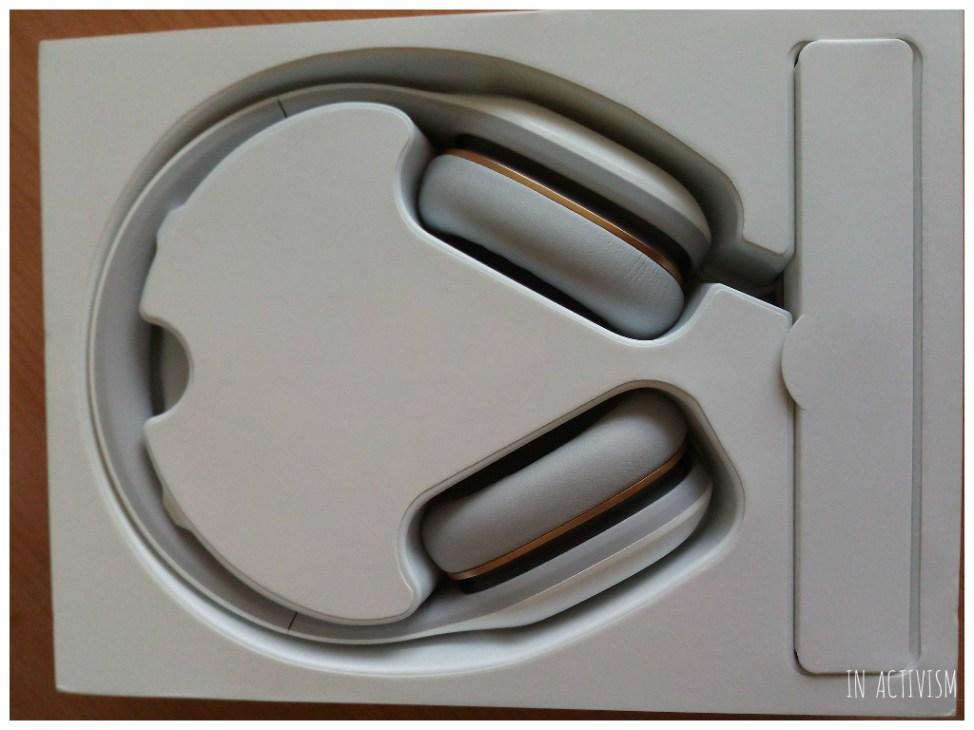 Original Xiaomi Headphones内箱
