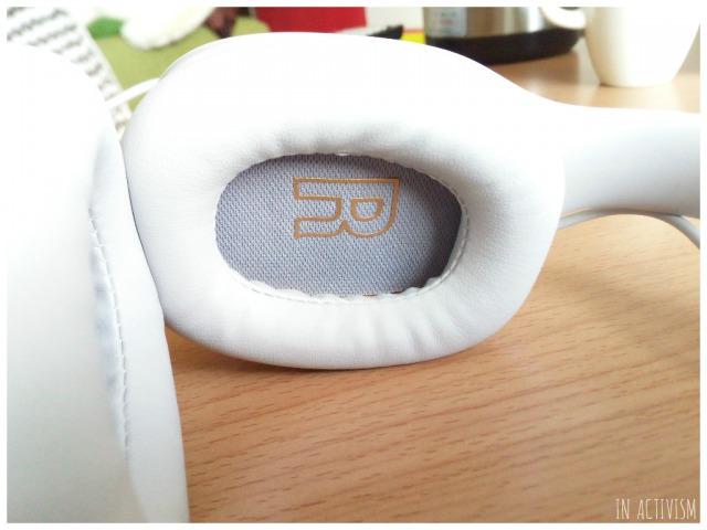 Xiaomi Headphones内側