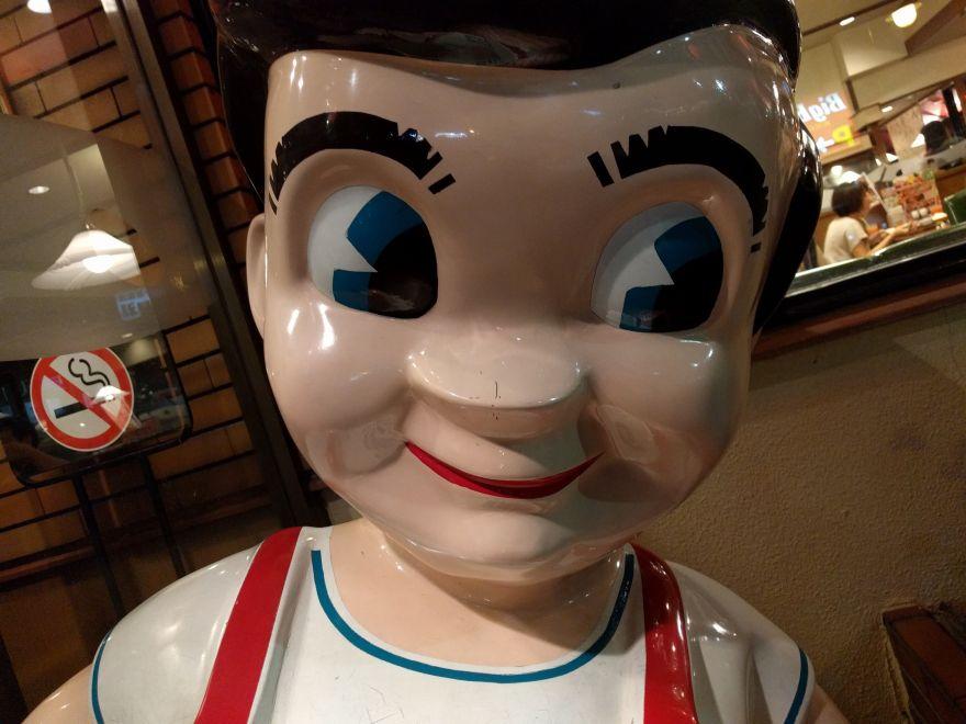 ボビーの顔その2