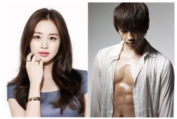 韓国人気女優キムテヒと韓国歌手Rain結婚報告