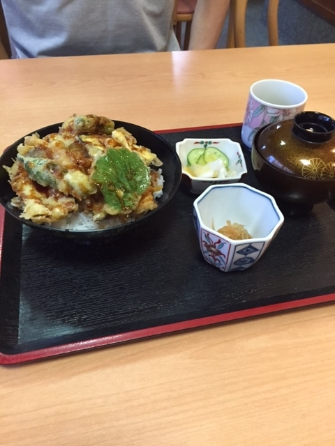 糸島・芥屋海水浴場近くの食事処なぎさの穴子丼