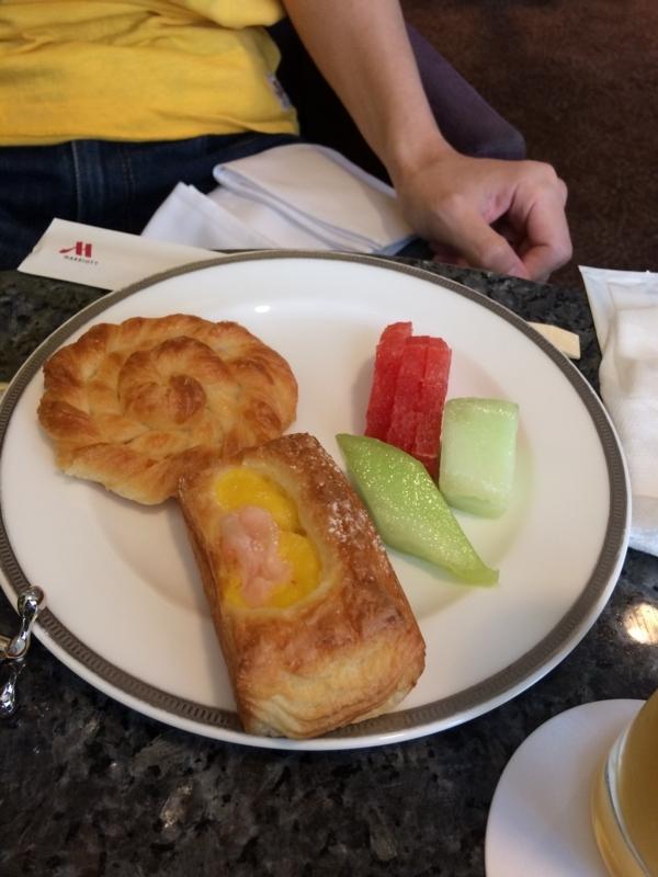 名古屋マリオットホテルの朝食4