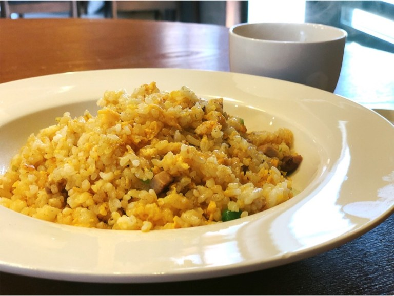 四川菜Rinrinのパラパラ炒飯