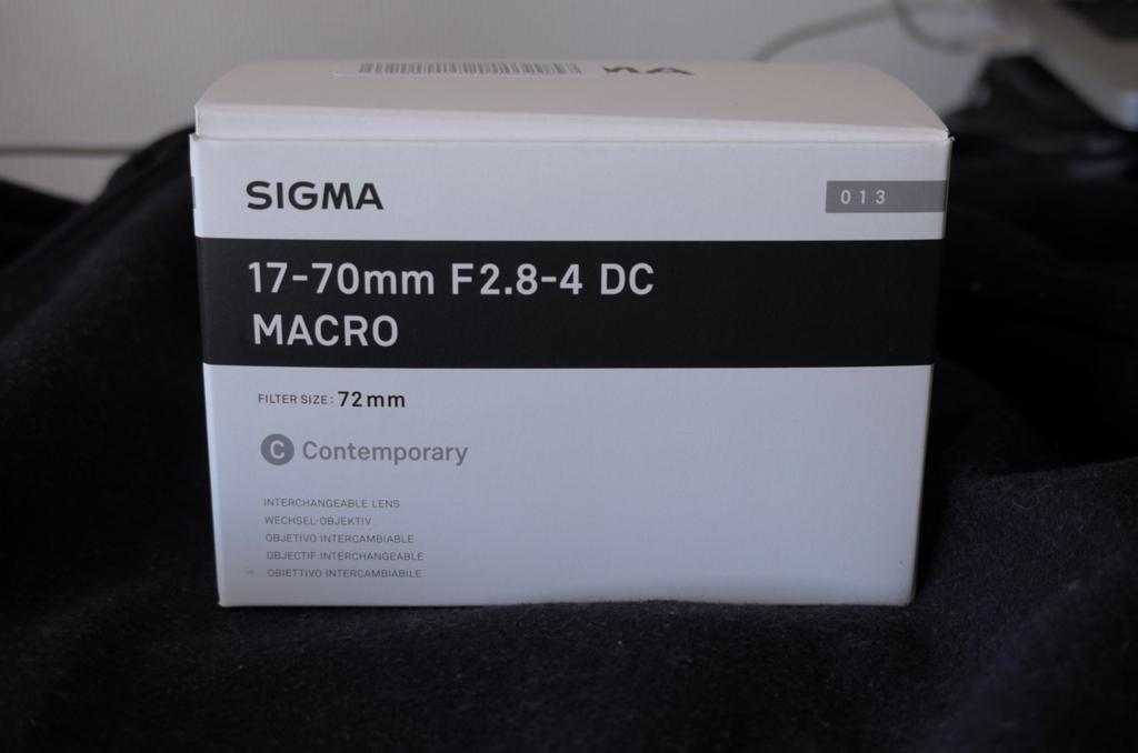 SIGMA 17-70mm F2.8-4 DC MACRO (PENTAX Kマウント)