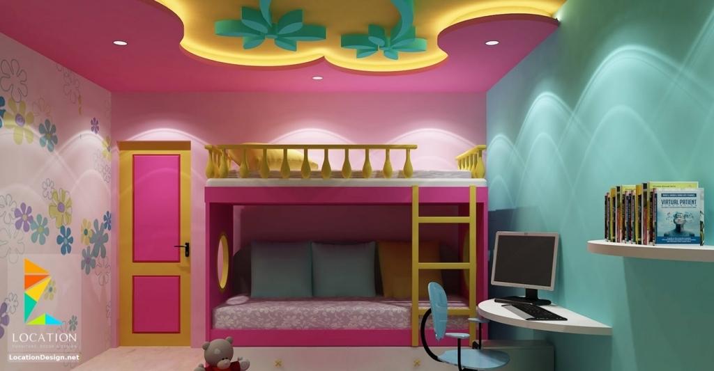 كتالوج صور موديلات غرف اطفال 2018 2019 Bedrooms Blog