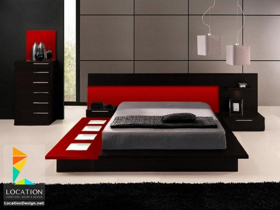 غرف نوم مودرن كاملة Bedrooms Blog