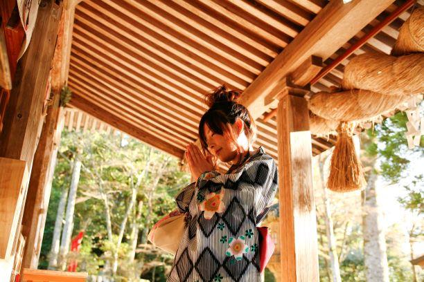 玉造湯神社の参拝作法