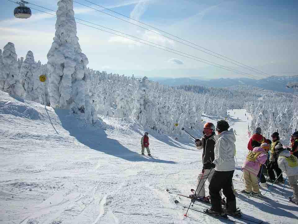 「2018年雪山の冬眠計画」始動