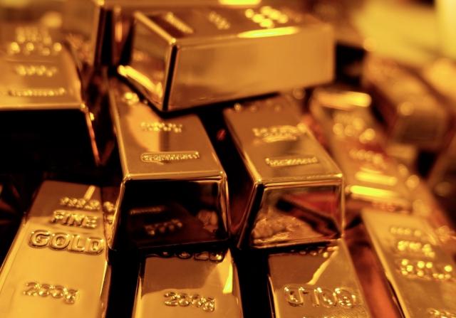 GOLDで一攫千金
