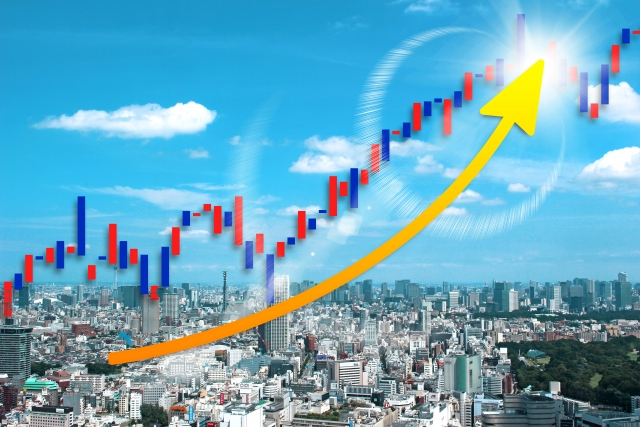 アベノミクスにより世界的な円安へと転じる