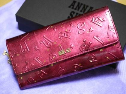 アナスイのお財布