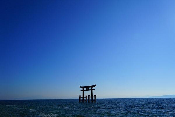 滋賀の神社|白髭神社