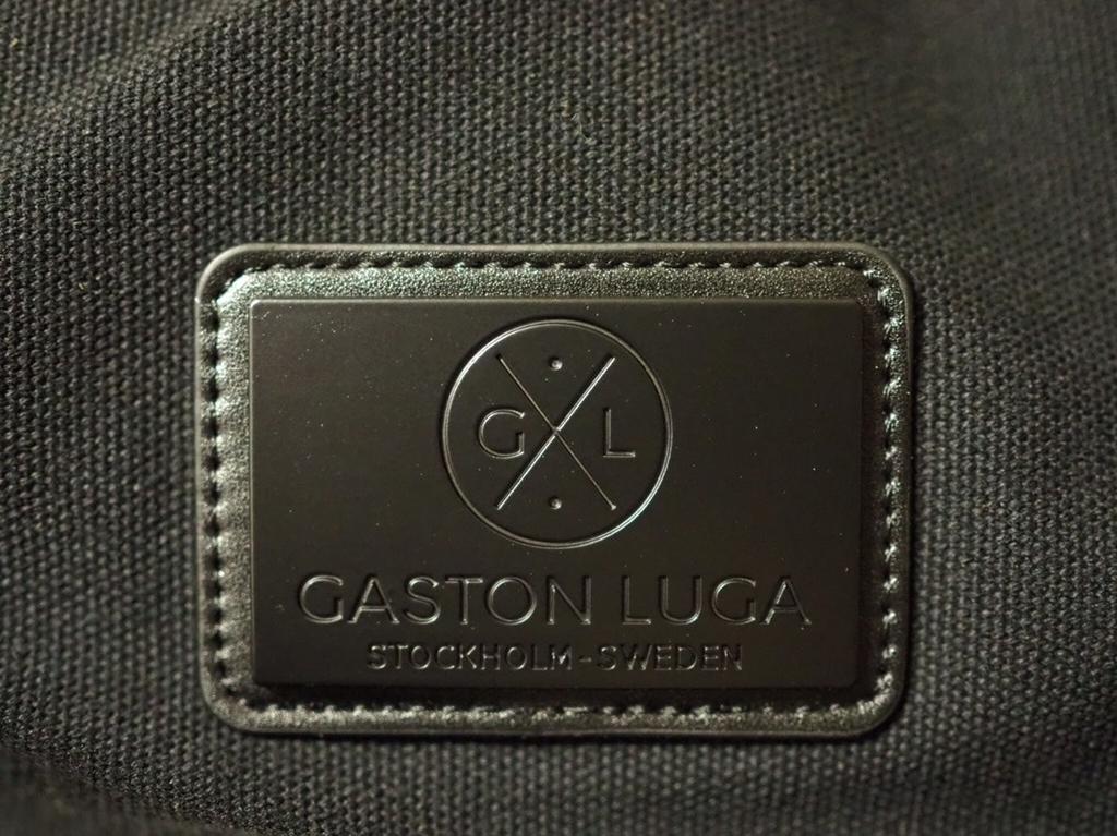 ガストン・ルーガのロゴ