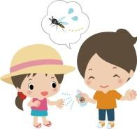 河川敷で花火を観る時に、赤ちゃんや子どもにも使える虫除け対策 ...