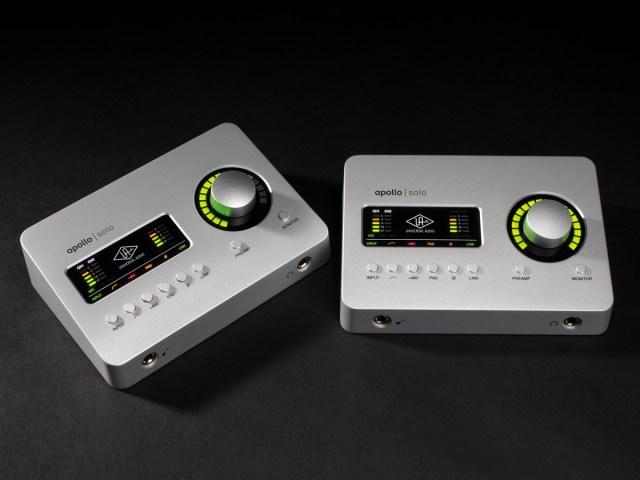 UNIVERSAL AUDIO Apollo Solo/Apollo Solo USB」製品レビュー:UAD プラグイン用DSPとUnisonを備えたシリーズ最小オーディオI/O - サンレコ 〜音楽制作と音響のすべてを届けるメディア