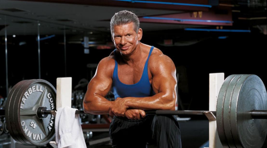 Train Like Vince Mcmahon Wwe Muscle Amp Fitness