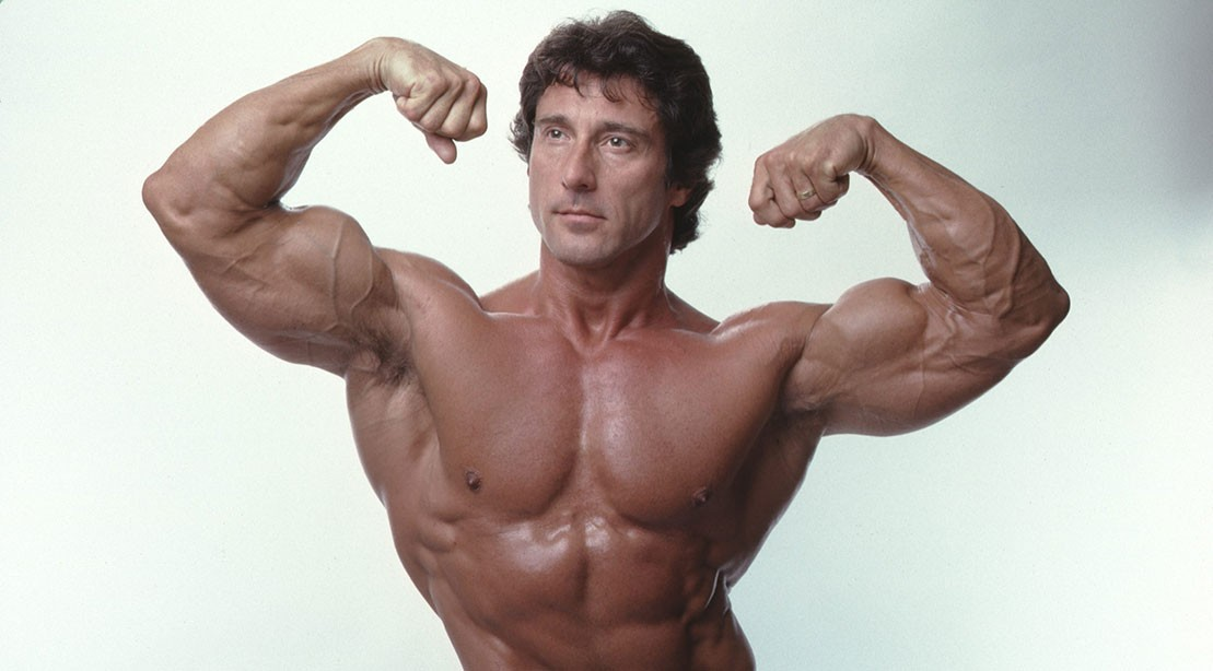 Becoming A Legend Frank Zane S Top 10 Training Tips