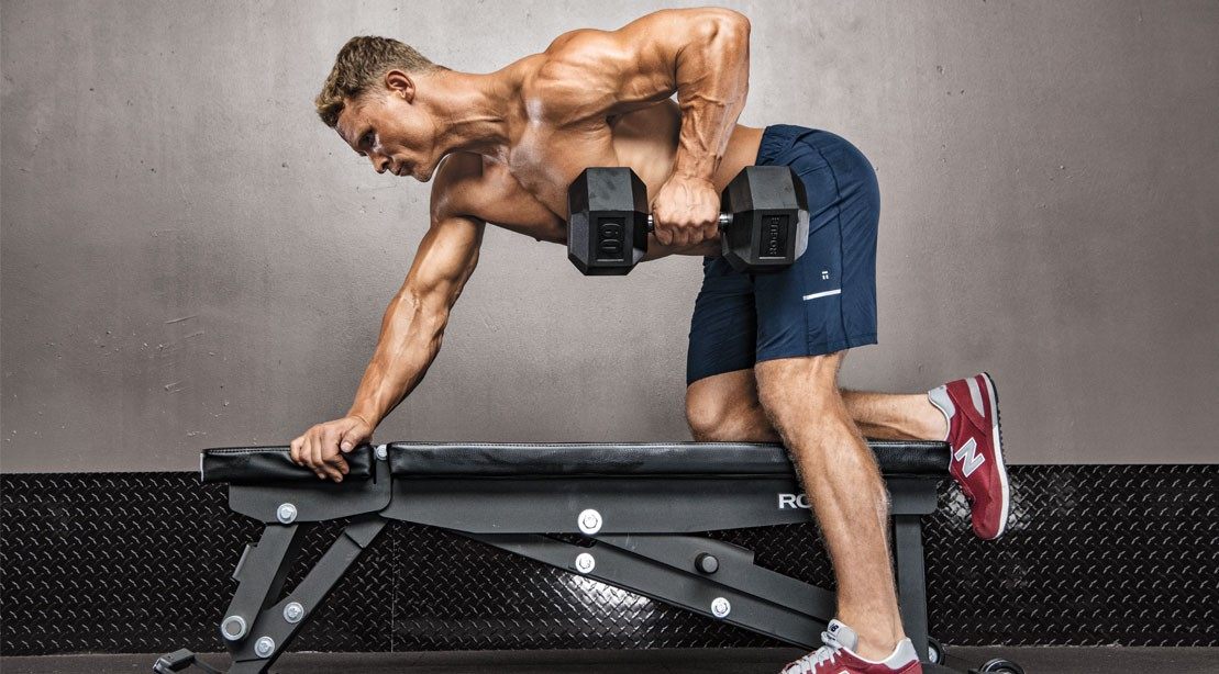 Best 30 Minute Dumbbell Hamstrings Workout Muscle Amp Fitness
