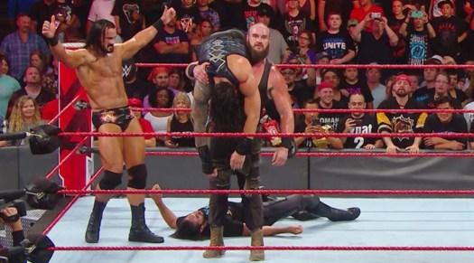 'Raw' Recap: Roman Reigns Gets Ambushed by Braun Strowman