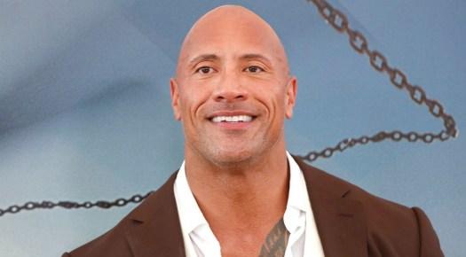 The Rock Will Put the Baddest Motherfu---r Belt on the Winner of UFC 244's Main Event