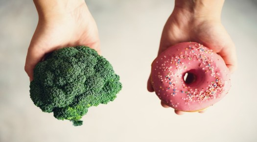 Junk Food Could Reverse the Benefits of a Vegan Diet