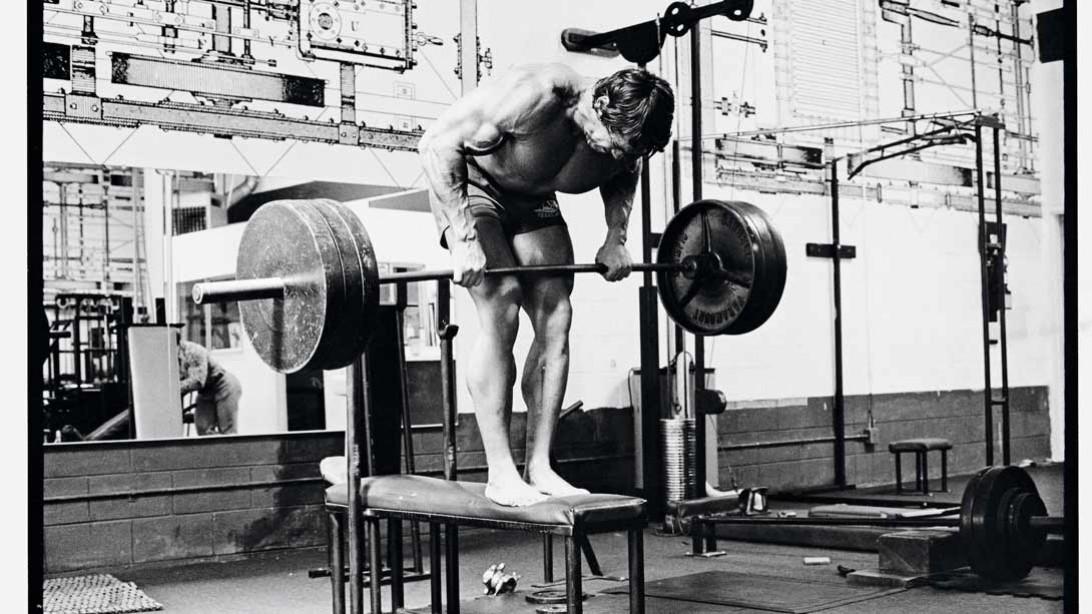 Arnold Schwarzenegger S Ultimate Training Guide Muscle