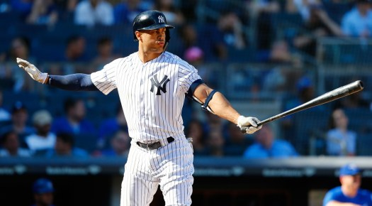 Yankees Outfielder Giancarlo Stanton Talks Old-School Lifts and Recovery