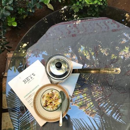 beyt garden cafe beirut