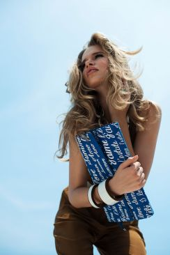 Kalamakeup fashion makeup and hair styling for SV Susanna Valerio shoot