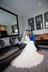 Kalamakeup bridal image - Rachael 2