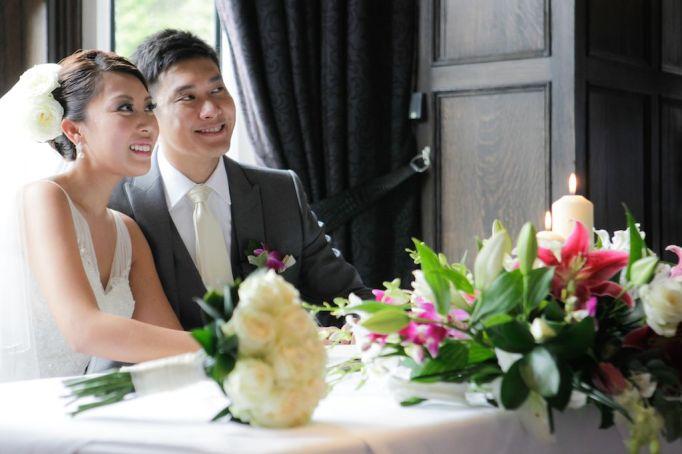 Rachael Wedding in New Castle, U.K.