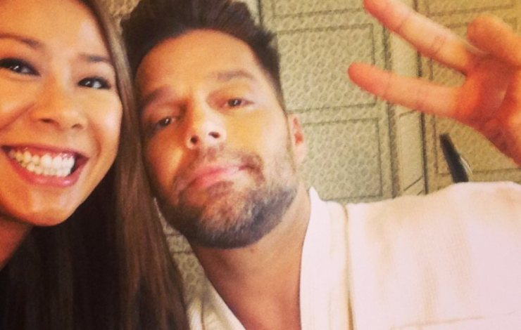 Ricky Martin coming to Town