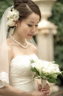 Esther bridal work