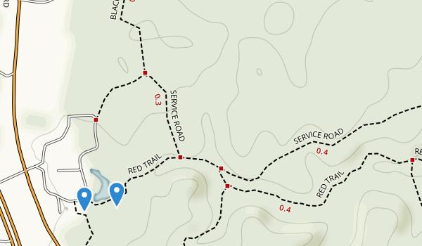 Beach Bethany Map Area