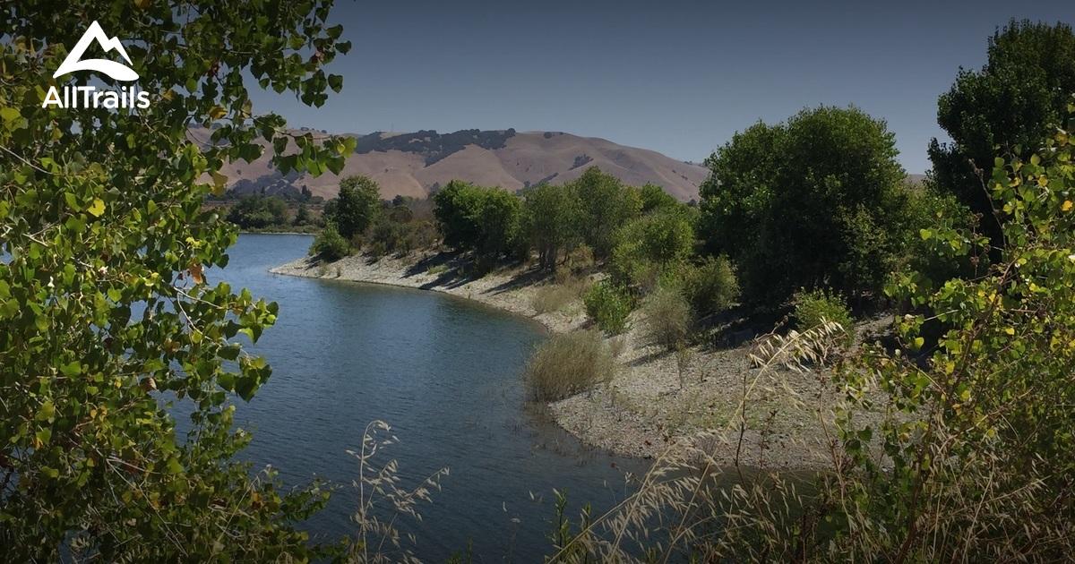 Best Trails In Quarry Lakes Regional Park California