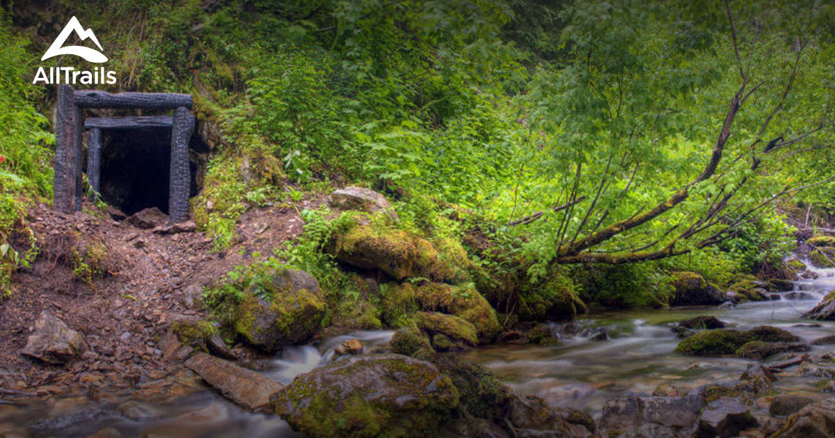 Best Trails In Idaho Panhandle National Forest Idaho