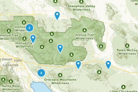 joshua tree location on the us map » Full HD MAPS Locations ...