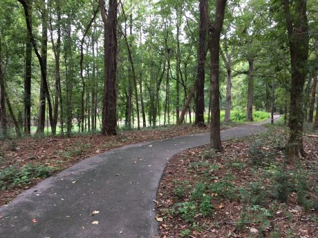 Image result for TVA Muscle Shoals Reservation nature trails
