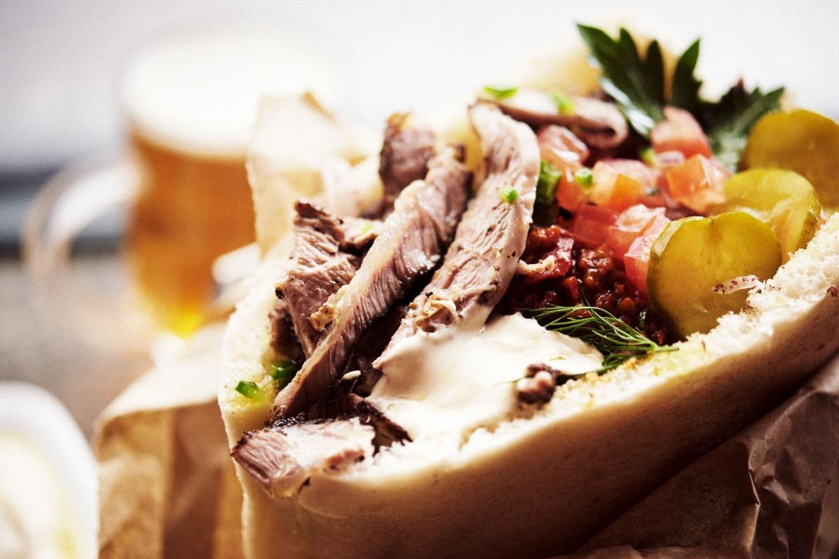 Berber Amp Q Shawarma Bar Exmouth Market EC1R 4QE