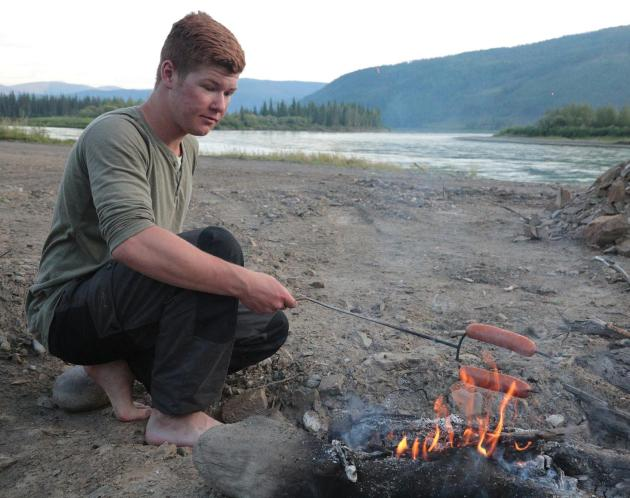 Mike Mansholt was a born adventurer and loved to travel.