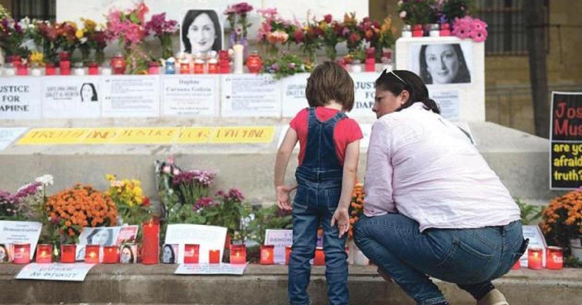 Daphne Caruana Galizia journalism  prize 'symbol of EU support'